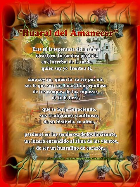 huaral del amanecer -- www.shahrukh.tk