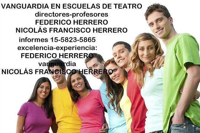 CUROS DE TEATRO