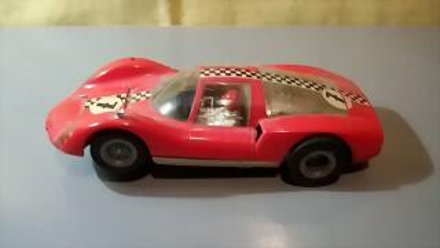 Marklin Porsche Carrera 6 (2)