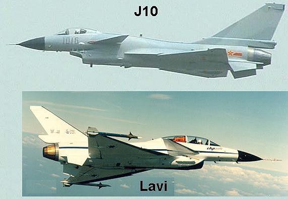 j10 and Lavi comparison