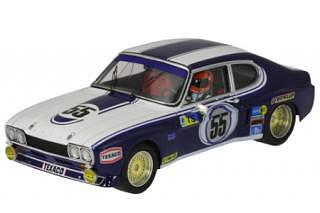 SRC FORD CAPRI 2600 LE MANS 1973