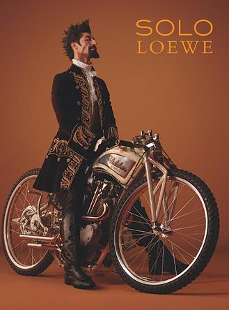 Hidalgo Solo Loewe