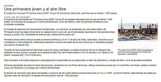 2009.03.17 Primavera activa IMD 2009