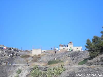Guerrilla en el Castillo (1) Gérgal 2006