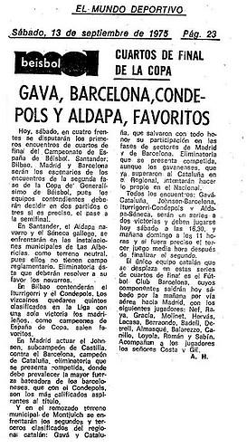 1975.09.13 Cpto. España sénior
