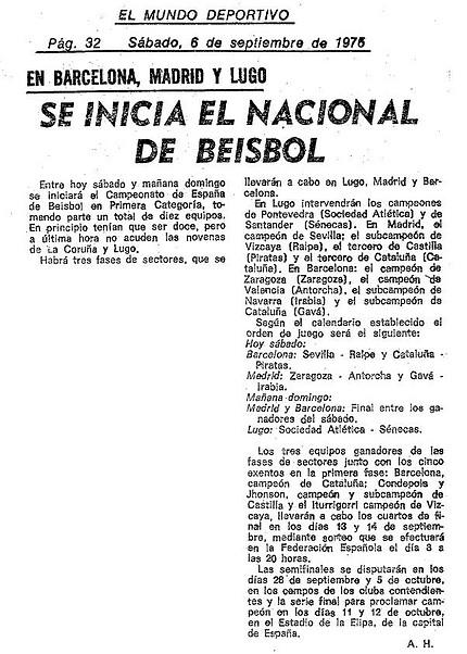 1975.09.06 Cpto. España sénior