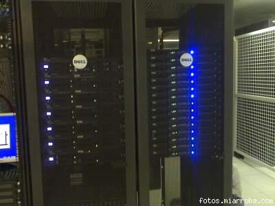 Vista general de todos los servidores ;)