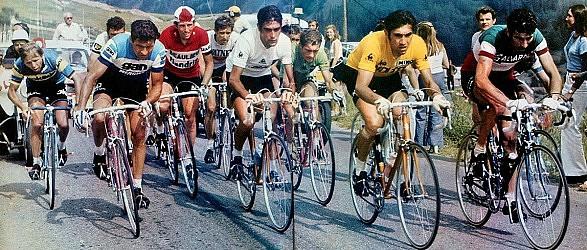 4-Tour-Oca?a-Merckx-Zoetemelk-Gimondi-Poulidor