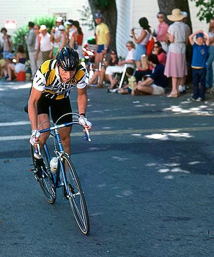 Greg in Nevada City June 1981