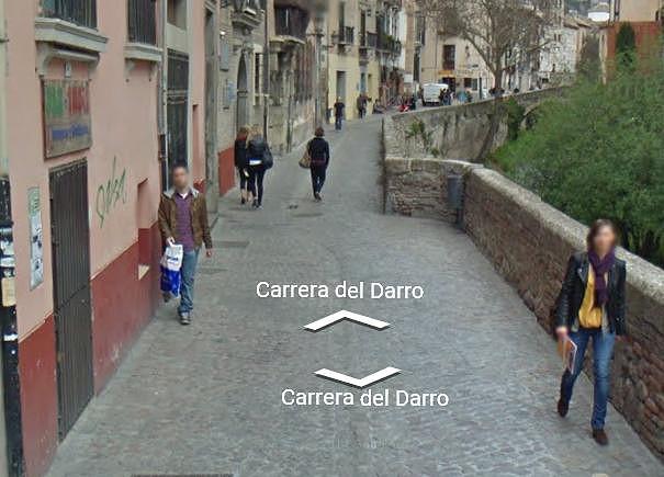 Carrera del Darro