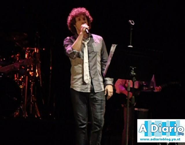 Daniel diges en concierto