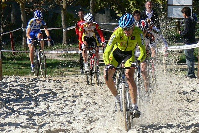 Ciclocross Villarcayo isaac suarez