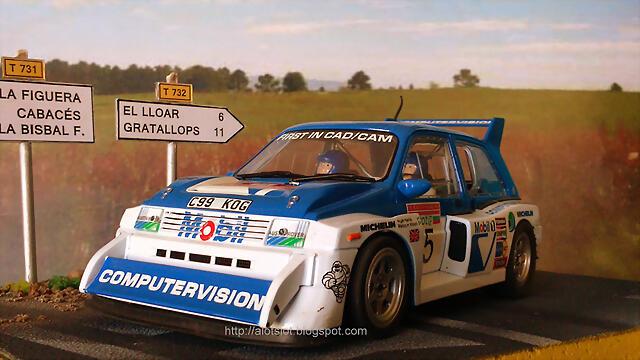 rally - Diorama Rally Catalunya by AlotSlot 3155371EE01254AFB0033054AFAE8C