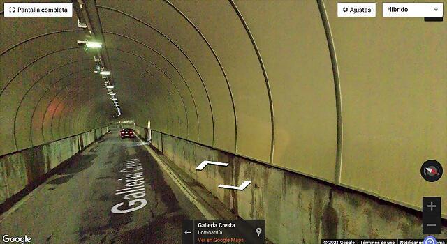 spluga 4 tunel
