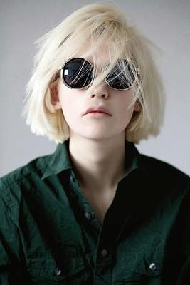 Gafas de Sol segun Cara, Tinte y Peinado Pelo Rubio