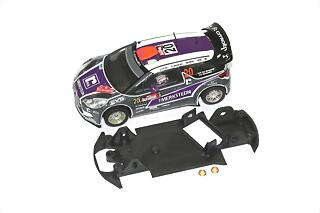 SP601007 body + chassis Citroën DS3 WRC -CARRERA-