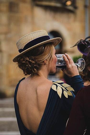 Pamelas y Sombreros para Bodas que gustan Pedroche
