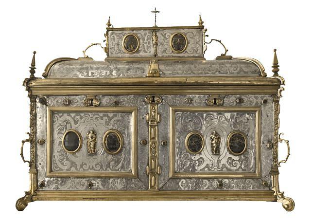 San Gregorio Ostiense Arqueta