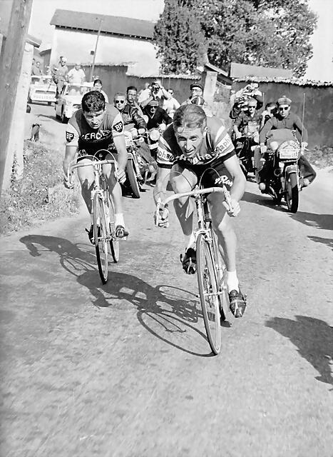 Anquetil-Poulidor