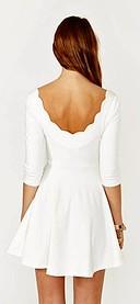 Peinados para Vestidos Blancos Midi, Encaje y Fiesta Informal
