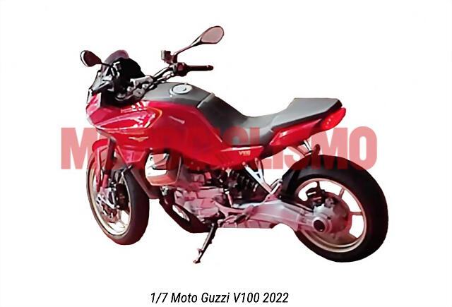 MG V100