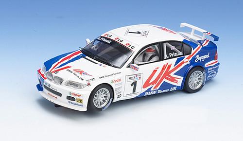 SCX BMW 320i WTCC GB TEAM UK 63120 3