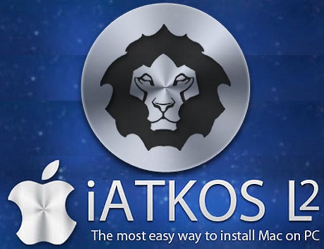 ATKOS L2 Hackintosh LION 10.7.3 (PC)