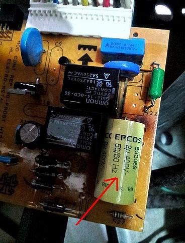 Frigo whirlpool arc 4020 suena la alarma a veces