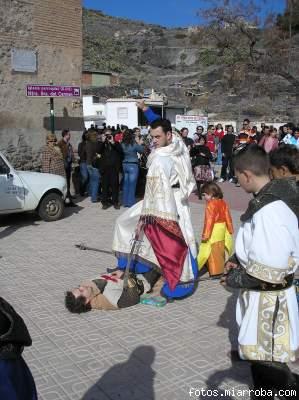 Lucha entre Moros y Cristianos Gérgal 2006