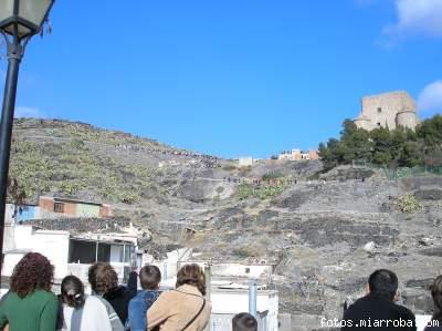Guerrilla en el Castillo (2) Gérgal 2006