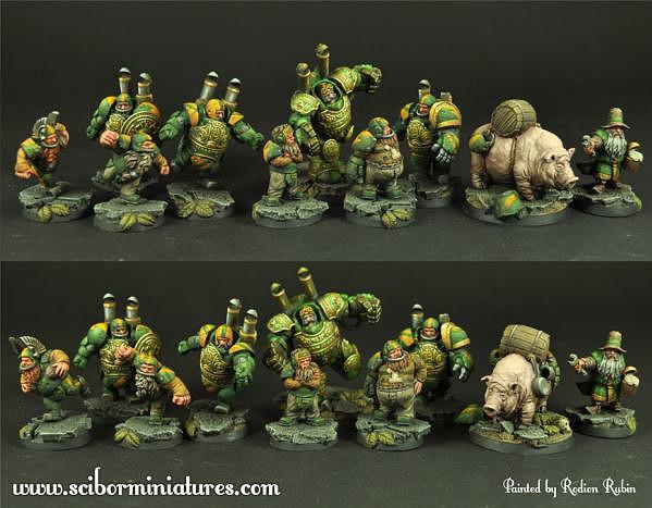 Dwarves-Football-Team
