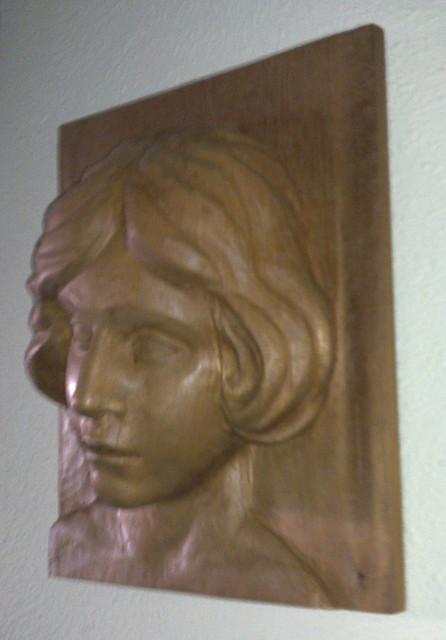 Busto femenino
