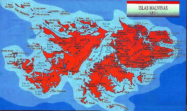 Islas Malvinas Argentina