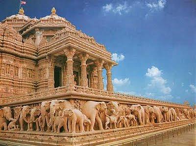 Templo-de-Akshardham