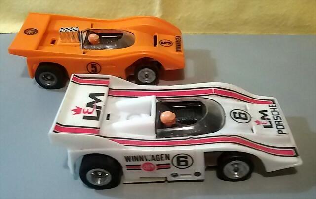 AJS McLaren & Porsche (2)