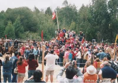 La Trilla a Yegua Suelta sigue concitando el interés de los turistas.