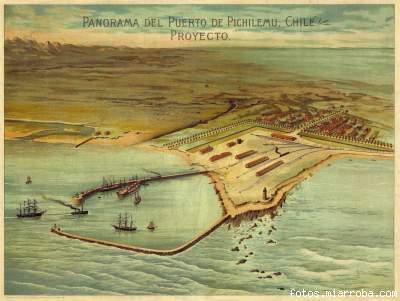 Proyecto de Puerto para Pichilemu.