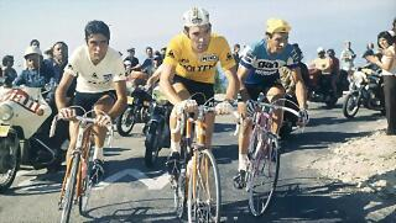 4- Oca?a-Merckx-Poulidor