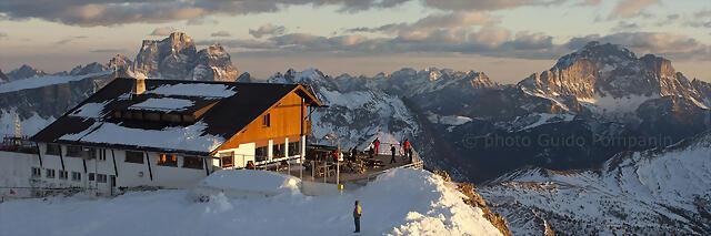 Rifugio Lagazuoi - Dolomiti