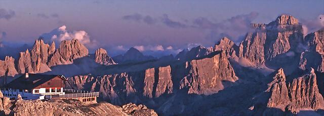 Rifugio Lagazuoi - Dolomitiff