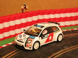 SCX FORD FIESTA RALLY JWRC 2004 6162