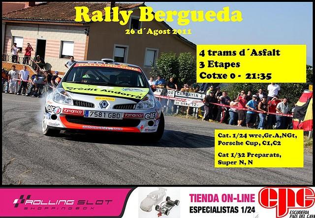 Rally Bergueda 2011-2