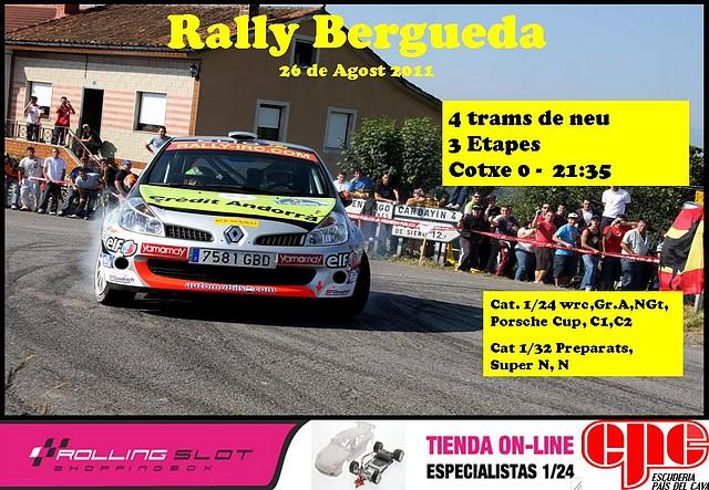 Rally bergueda 2011