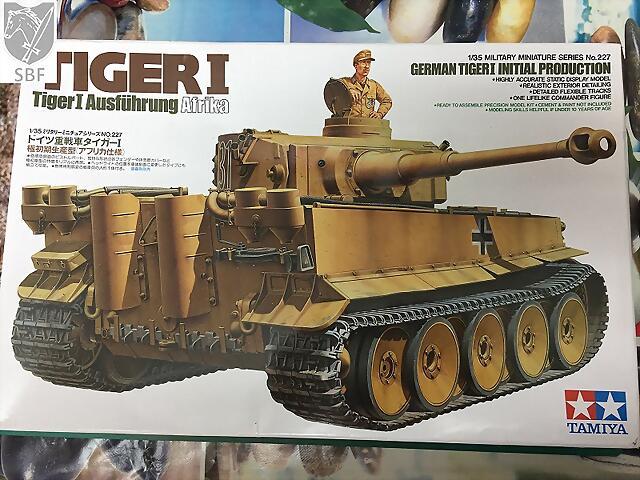TIGER I 001