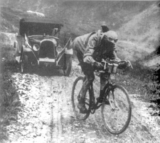 Bottecchia-Tour 1924-Izoard