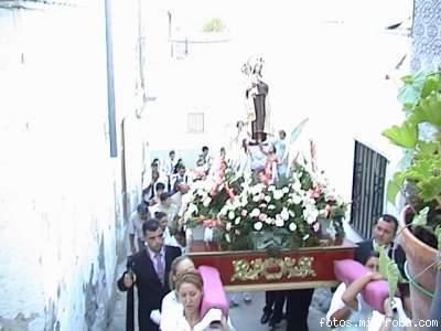 Procesión Virgen del Carmen Agosto 03 (2)