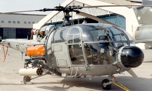 Alouette III ACh