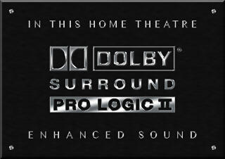 Dolby Surround Pro Login II