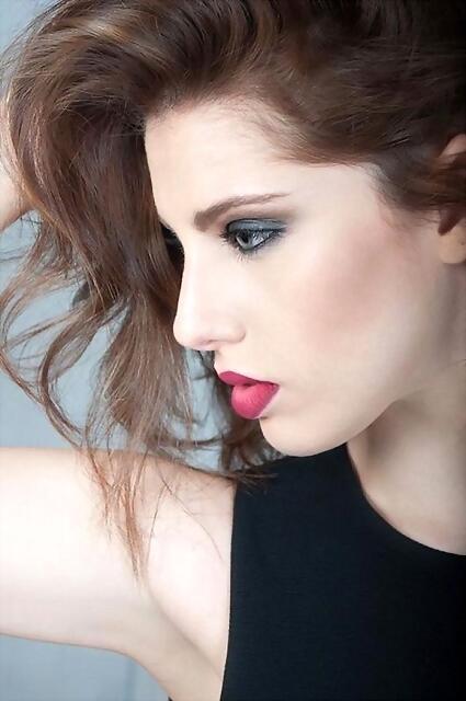 Peinados con Mechones Sueltos (3)