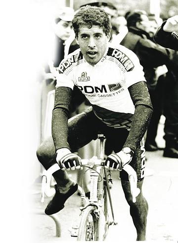 Perico-Vuelta Valencia1987